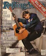 Rolling Stone Magazine February 8, 1990 Magazine