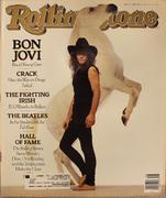 Rolling Stone Magazine February 9, 1989 Vintage Magazine