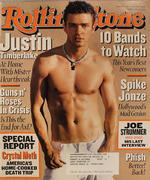 Rolling Stone Magazine January 23, 2003 Magazine