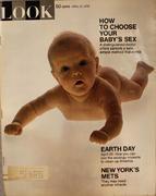 LOOK Magazine April 21, 1970 Magazine