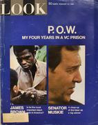 LOOK Magazine February 18, 1969 Magazine