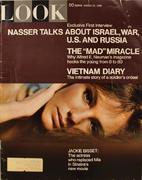 LOOK Magazine March 19, 1968 Magazine
