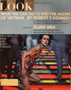 LOOK Magazine November 28, 1967 Magazine