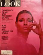 LOOK Magazine April 15, 1969 Magazine