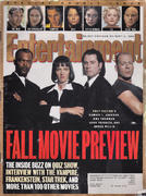 Entertainment Weekly August 26, 1994 Magazine
