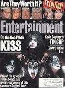 Entertainment Weekly August 16, 1996 Magazine