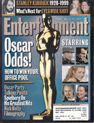 Entertainment Weekly March 19, 1999 Magazine
