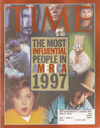 Time Magazine April 21, 1997 Magazine