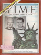 Time Magazine November 10, 1952 Magazine