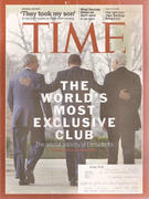 Time Magazine April 23, 2012 Magazine