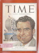 Time Magazine August 25, 1952 Magazine