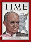 Time Magazine November 3, 1952 Magazine