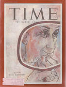 Time Magazine April 21, 1958 Magazine