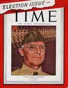 Time Magazine November 13, 1944 Magazine