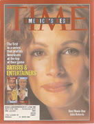 Time Magazine July 9, 2001 Magazine