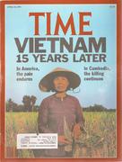 Time Magazine April 30, 1990 Magazine