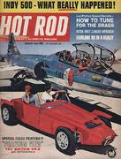 Hot Rod Magazine August 1963 Magazine