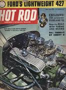 Hot Rod Magazine July 1963 Magazine