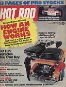 Hot Rod Magazine May 1973 Magazine