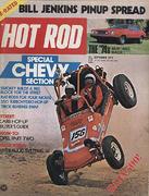 Hot Rod Magazine September 1973 Magazine