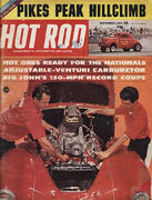 Hot Rod Magazine September 1964 Magazine