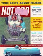 Hot Rod Magazine November 1957 Magazine