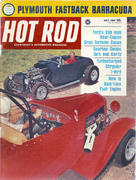 Hot Rod Magazine July 1964 Magazine