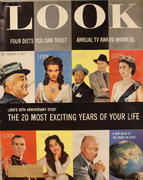 LOOK Magazine January 8, 1957 Magazine