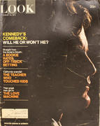 LOOK Magazine August 10, 1971 Magazine