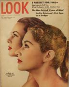 LOOK Magazine January 6, 1948 Magazine