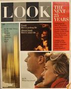 LOOK Magazine January 19, 1962 Magazine
