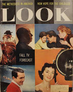 LOOK Magazine September 17, 1957 Magazine