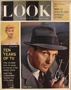 LOOK Magazine September 27, 1960 Magazine