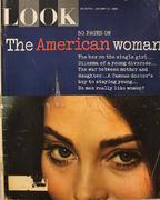 LOOK Magazine January 11, 1966 Magazine