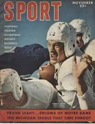 Sport Magazine November 1949 Magazine