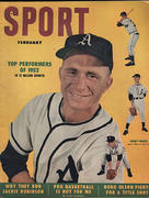Sport Magazine February 1953 Magazine
