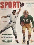 Sport Magazine November 1953 Magazine