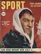 Sport Magazine June 1954 Magazine