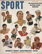 Sport Magazine September 1956 Magazine