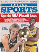 Inside Sports Magazine June 1986 Magazine