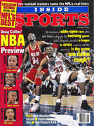 Inside Sports Magazine November 1994 Magazine