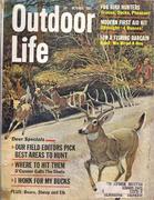Outdoor LIFE Magazine October 1962 Magazine