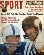 Sport Magazine November 1965 Magazine
