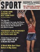 Sport Magazine March 1967 Magazine