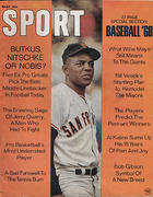 Sport Magazine May 1968 Magazine