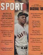 Sport Magazine May 1968 Vintage Magazine
