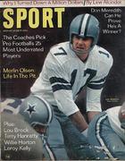 Sport Magazine November 1968 Magazine