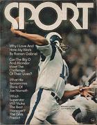 Sport Magazine December 1970 Magazine