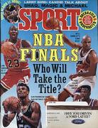 Sport Magazine June 1993 Magazine