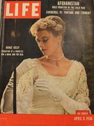 LIFE Magazine April 9, 1956 Magazine